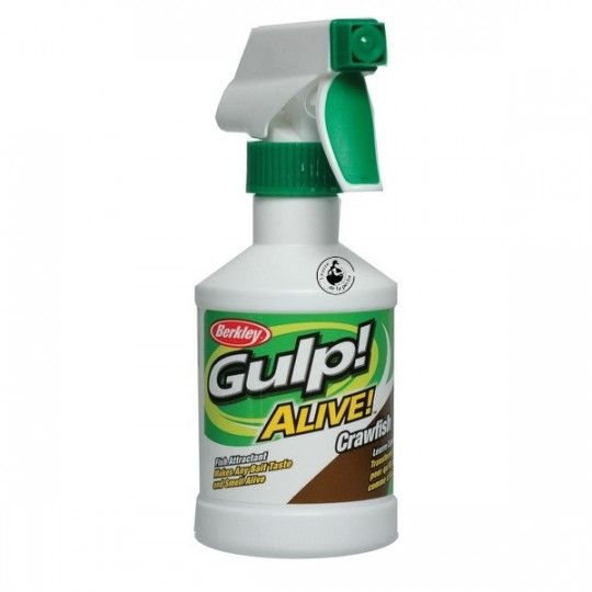 Attractant Berkley Gulp...