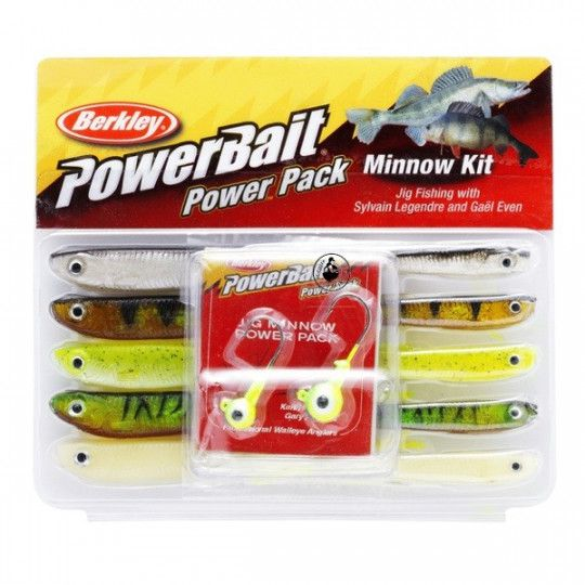 Kit Berkley Powerbait...