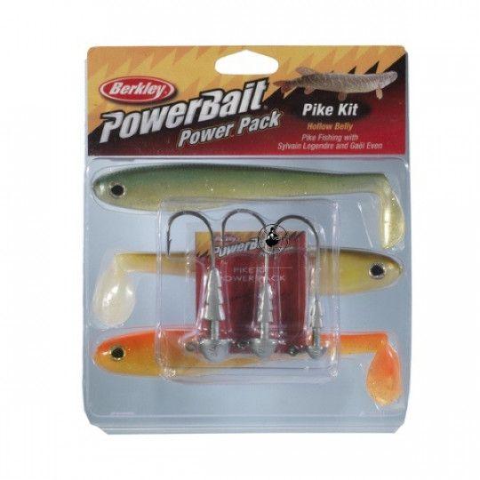 Kit Berkley Powerbait Pike...