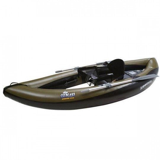 Kayak Gonflable Outcast OSG Commander