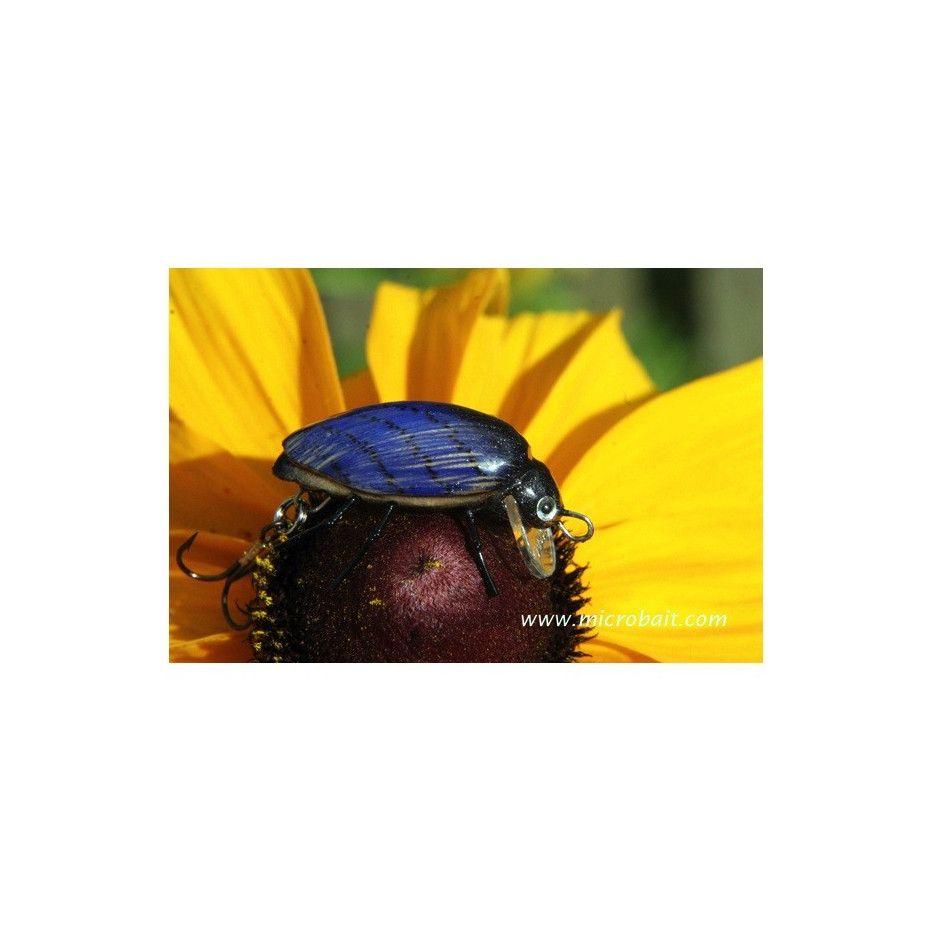 Leurre Microbait Beetle 22mm