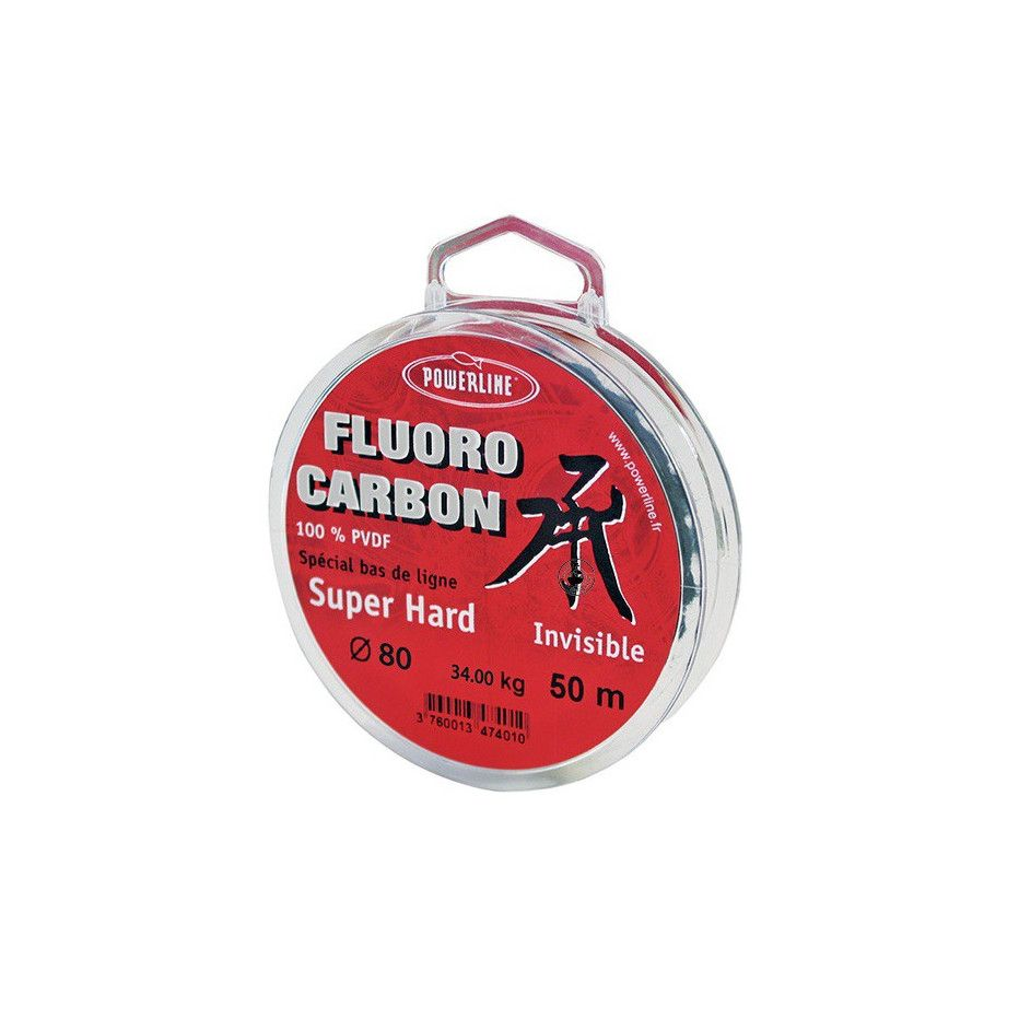 Fluorocarbone Powerline Fluoro Carbon Hard