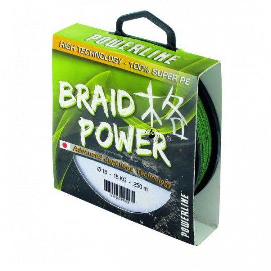 Tresse Powerline Braid...