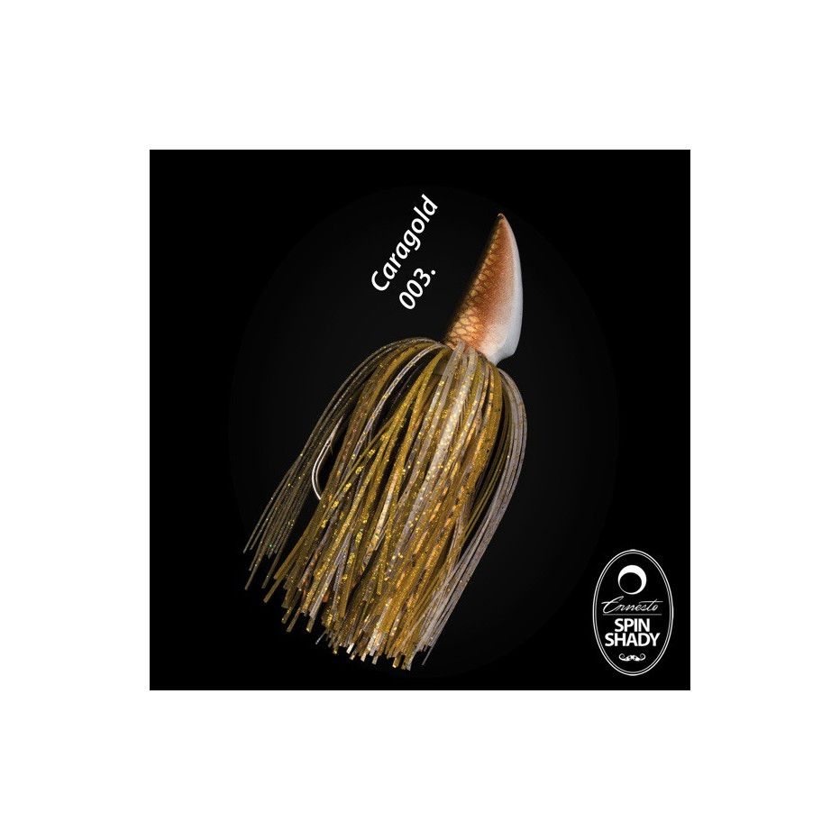 Leurre Spinnerbait Ernesto Tackle Spin Shady 30g