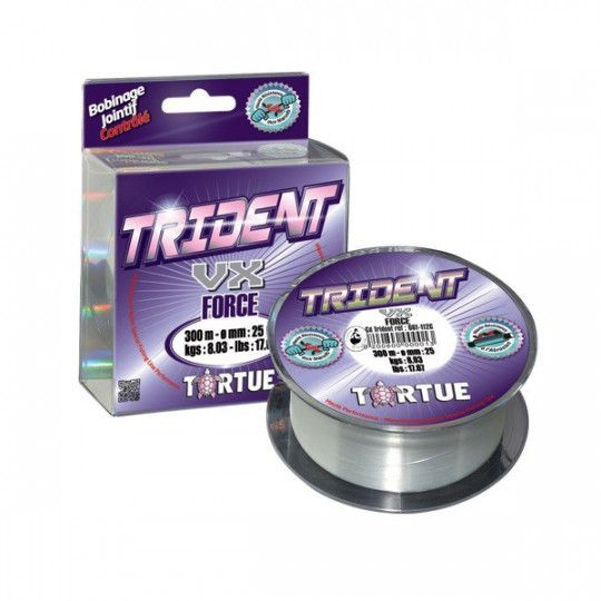 Nylon Tortue Trident VX Force