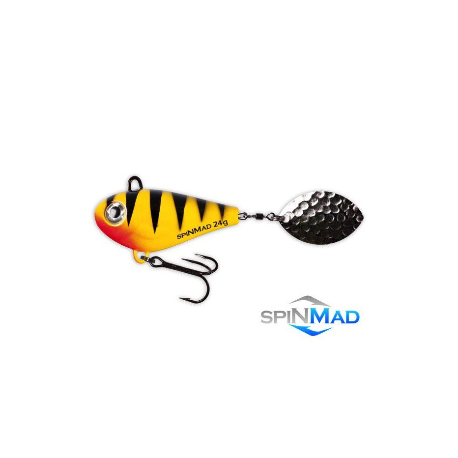Tail Spinner SpinMad Jig Master 24g