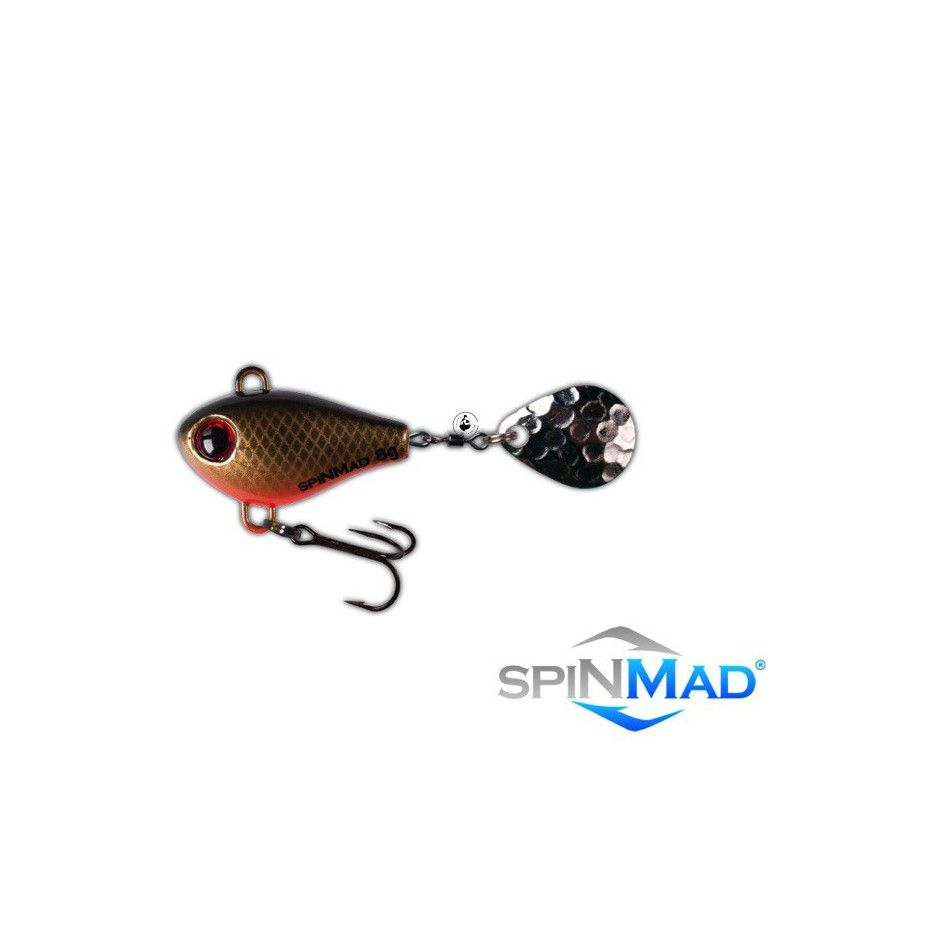 Tail Spinner SpinMad Jig Master 8g