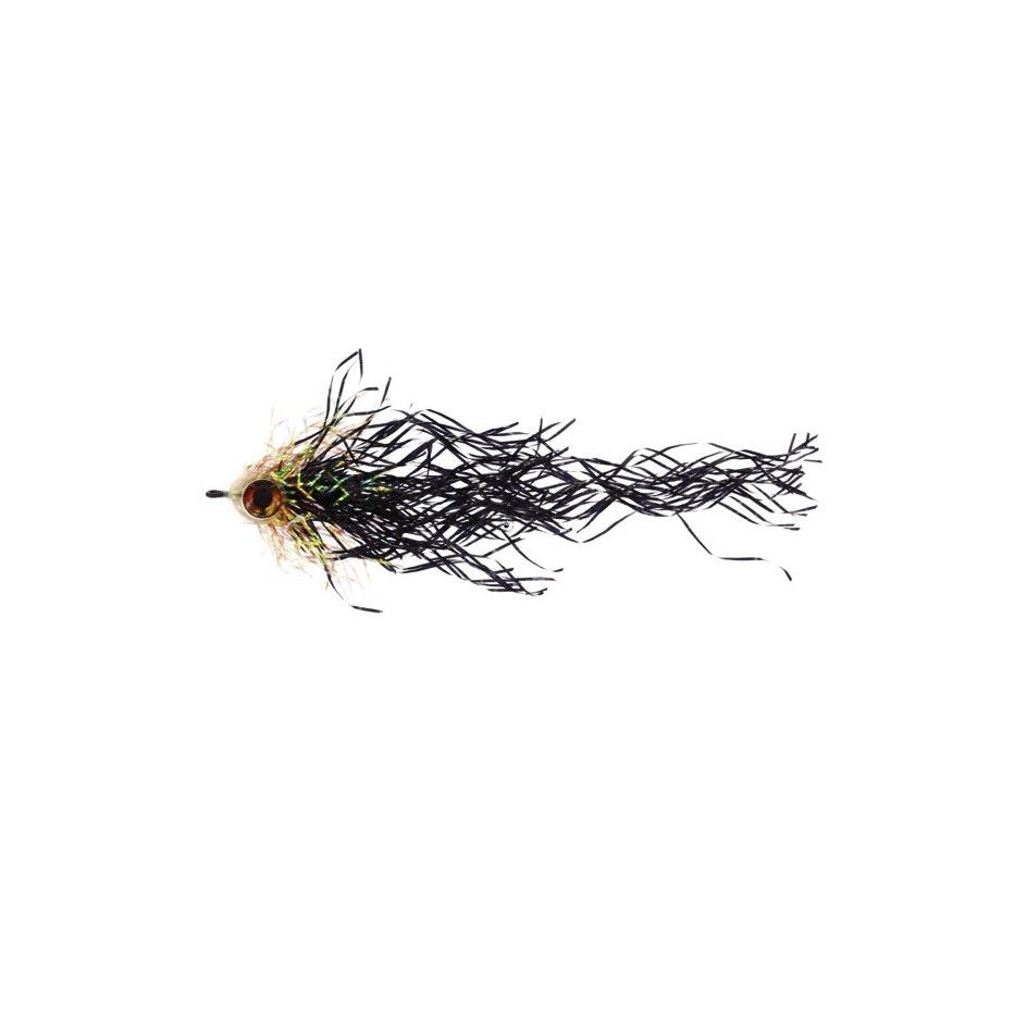 Streamer Unique Flies Mylar Pike 17cm