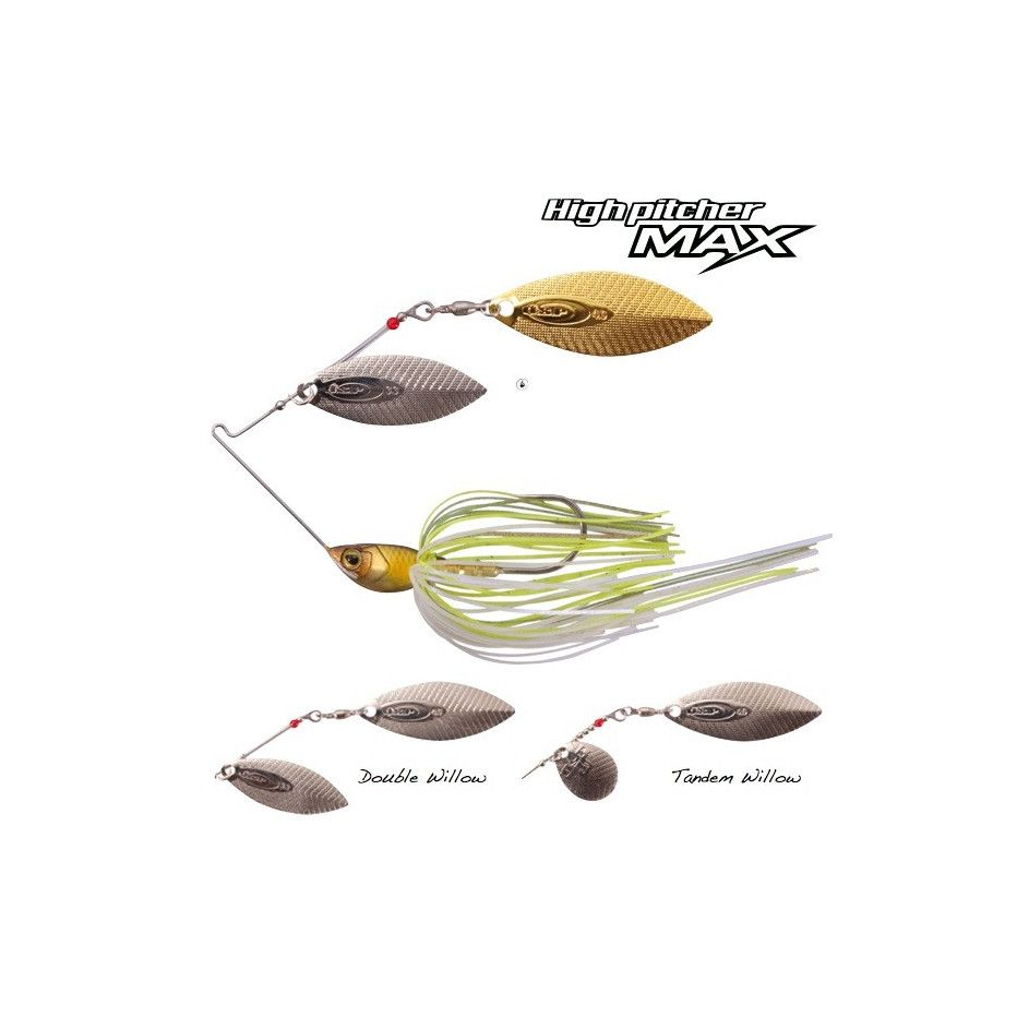 Spinnerbait OSP High Pitcher Max