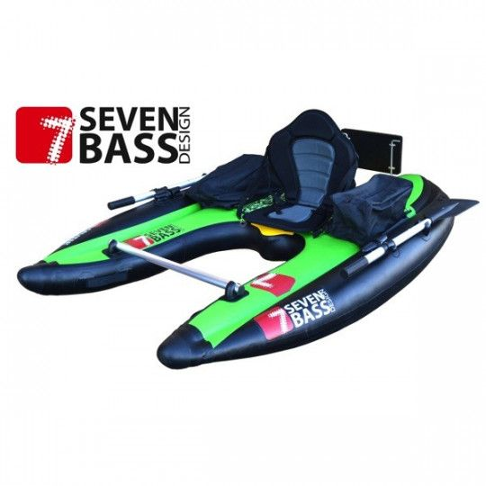 Float Tube Seven Bass Flatform
