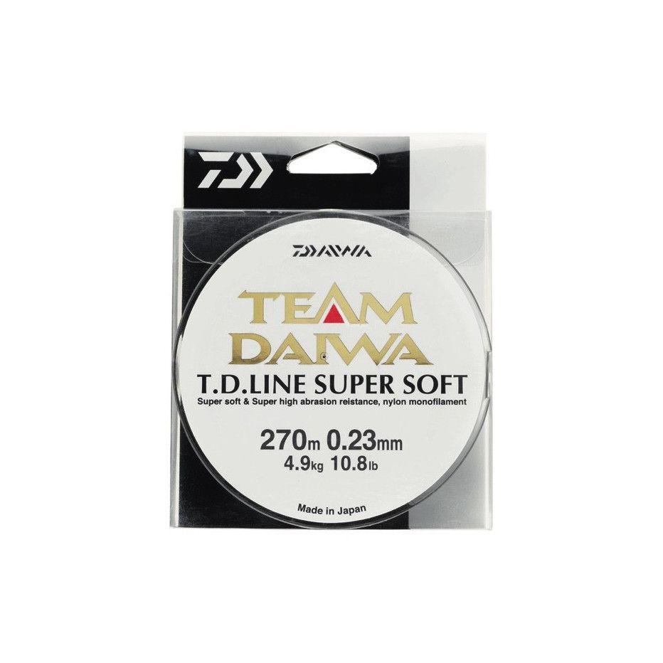 Nylon Team Daiwa Line Super Soft