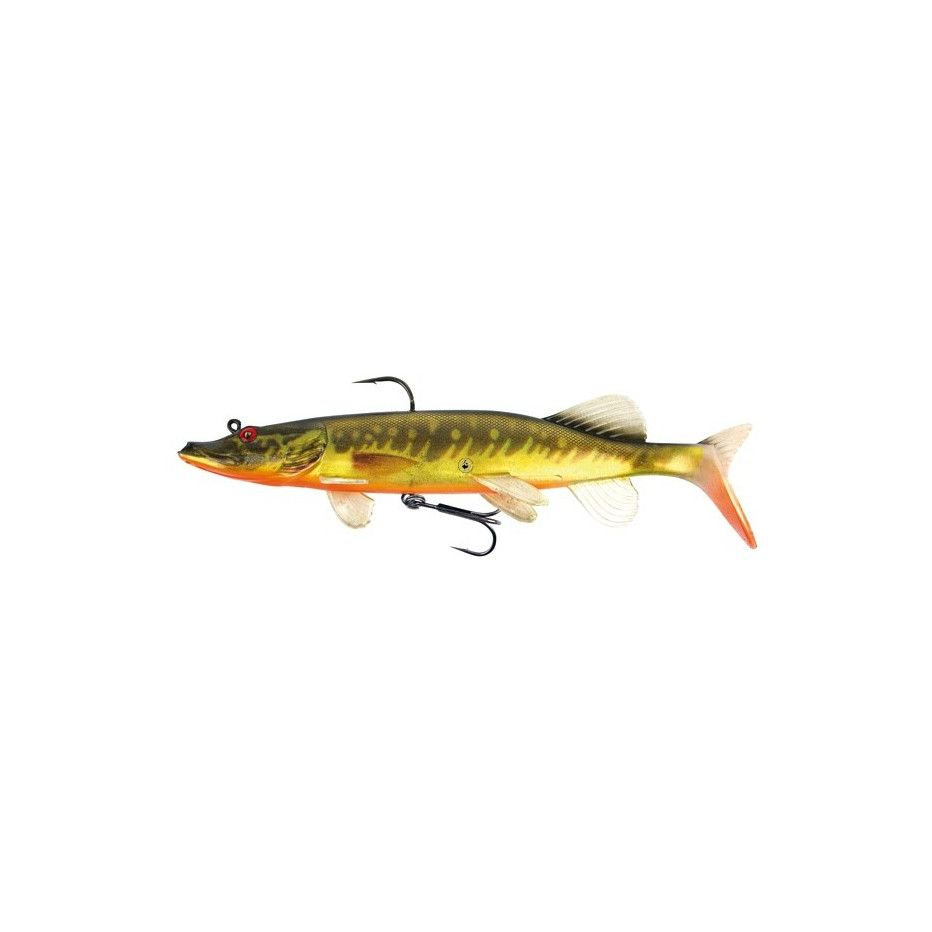 Leurre Souple Fox Rage Replicant Realistic Pike