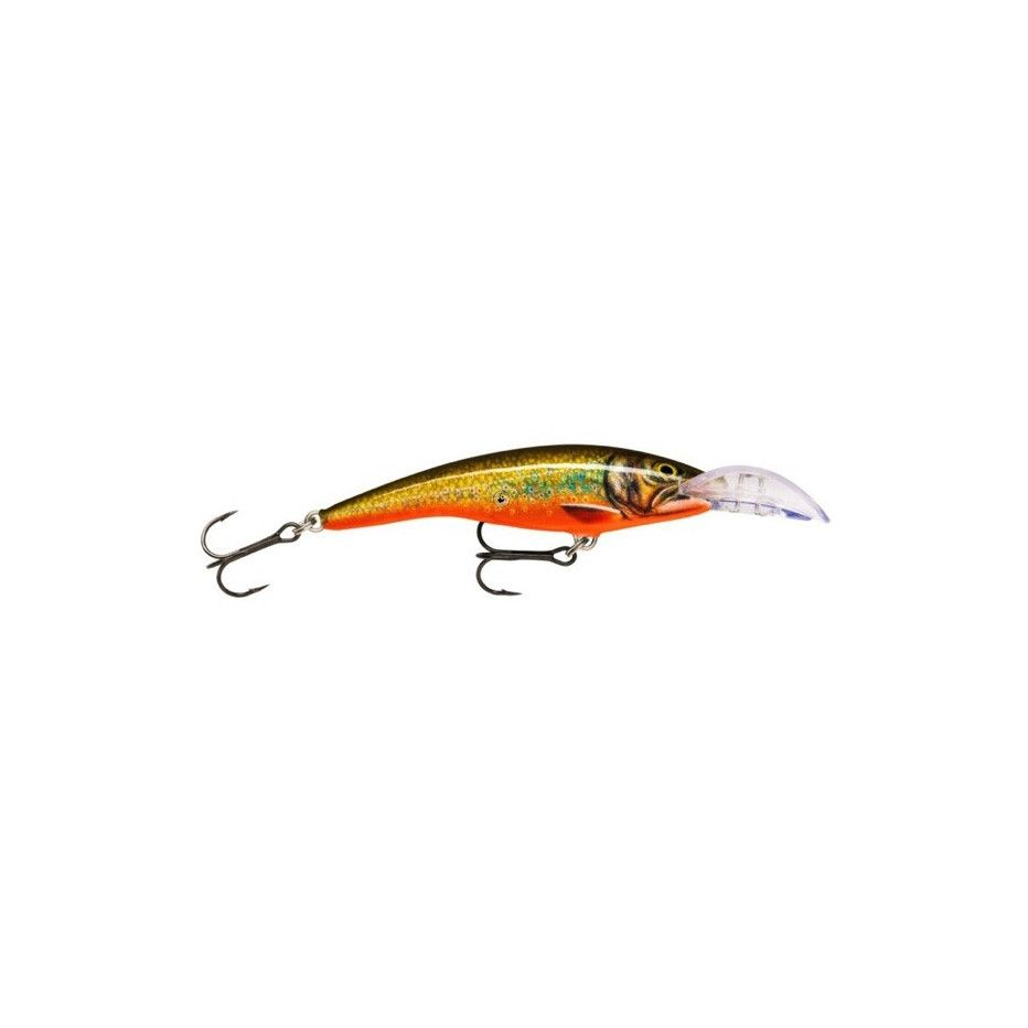 Poisson Nageur Rapala Scatter Rap Tail Dancer 9cm