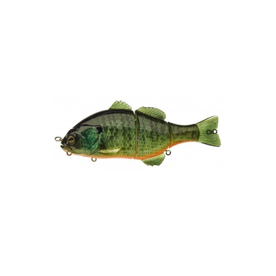 Leurre Swimbait Illex Gantarel Junior 13cm