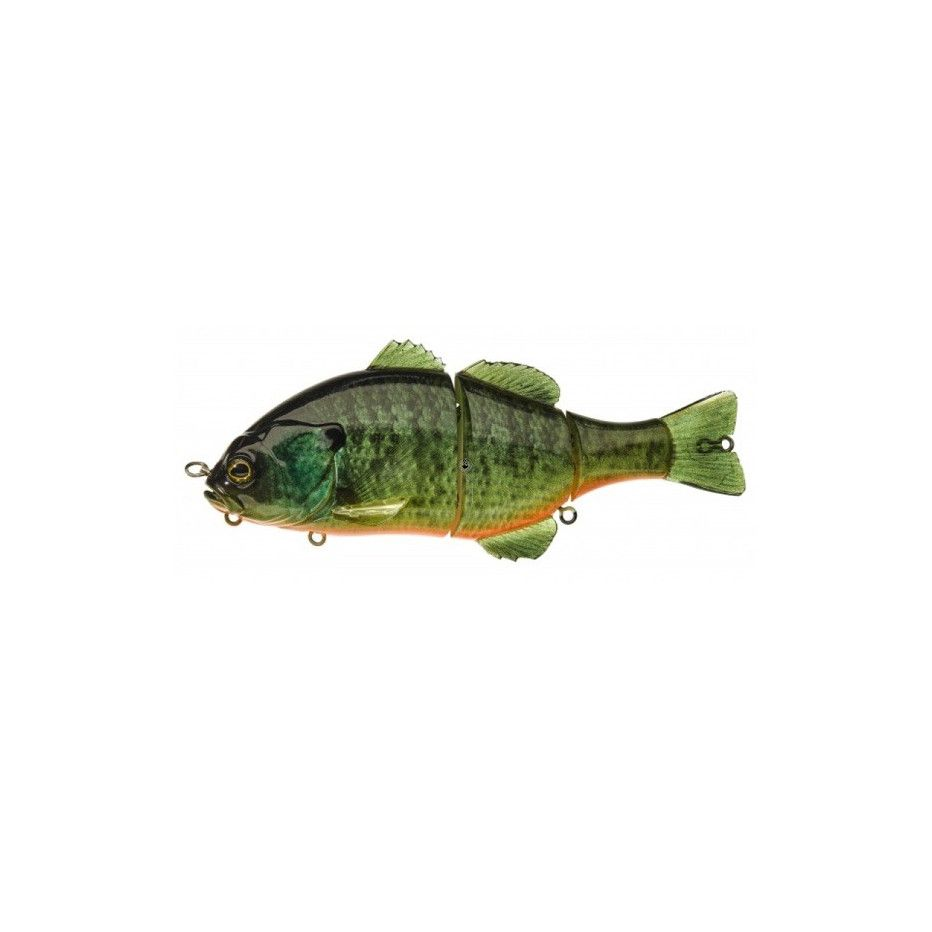 Leurre Swimbait Illex Gantarel 16cm