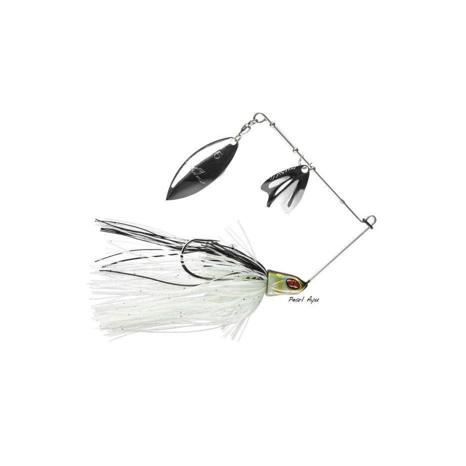 Spinnerbait Daiwa Prorex Spinner BT Double Willow 21g