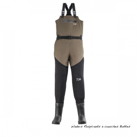 Waders Respirants Daiwa 3...