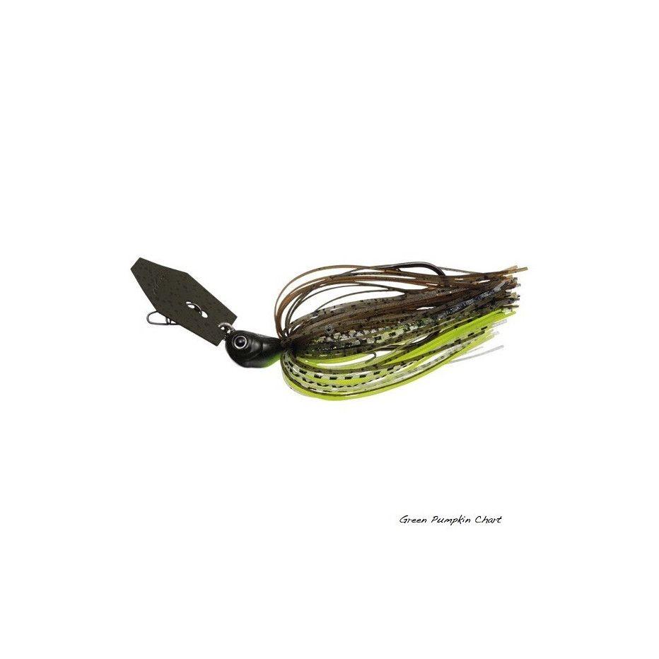 Chatterbait Evergreen Jack Hammer 14g