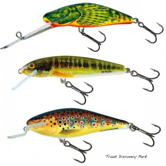 Combo Salmo Trout Discovery...