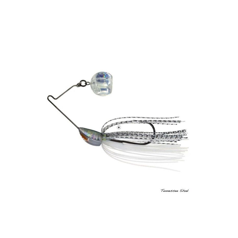 Spinnerbait Yo-Suri 3DB Knuckle Bait 14g