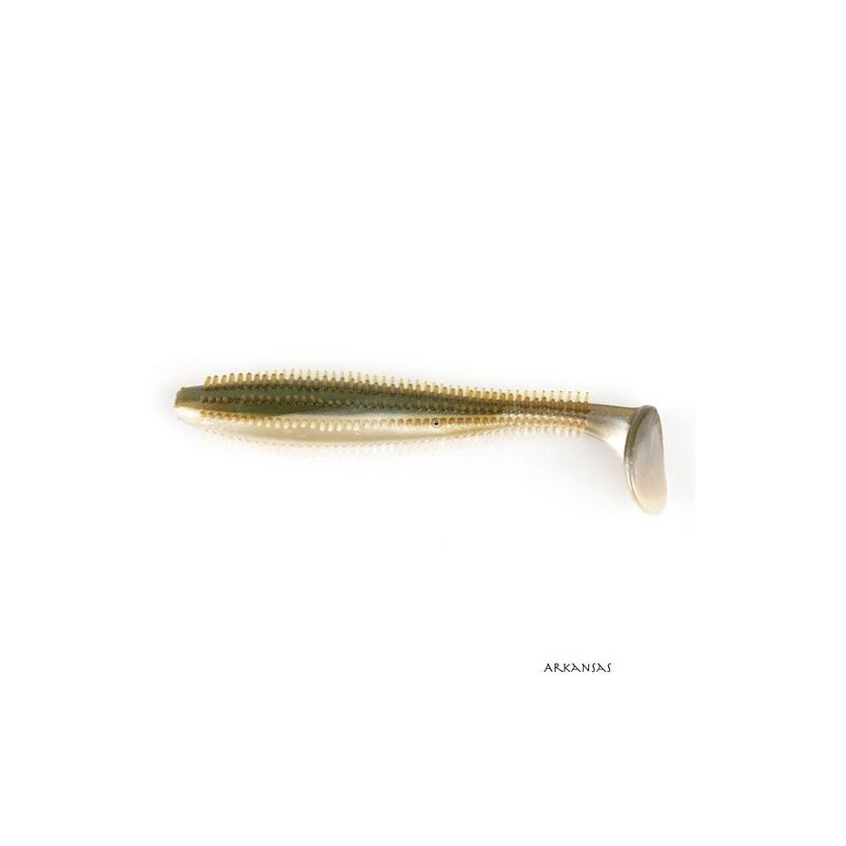Leurre Souple Fox Rage Spikey Shad Ultra UV