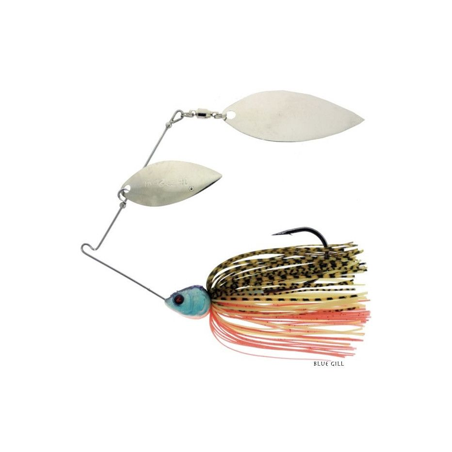 Leurre Spinnerbait River2Sea Bling Double Willow