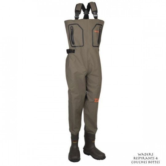 Waders Respirants Daiwa 4...