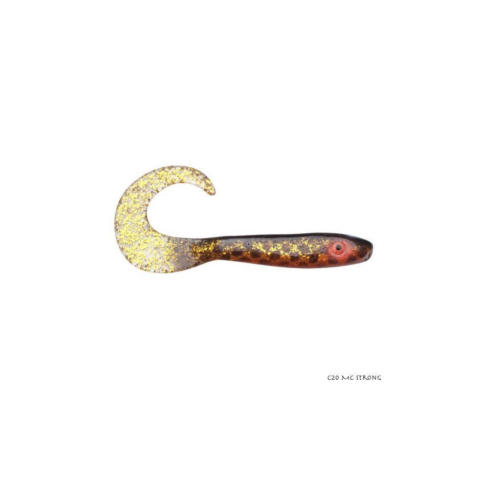 Leurre Souple Svartzonker Sweden MC Rubber Tail