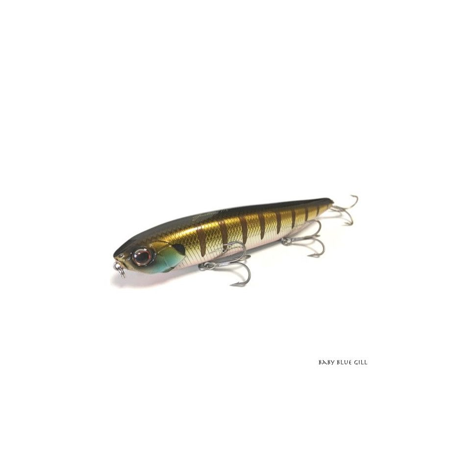 Poisson Nageur Evergreen Combat Pencil Justine 115