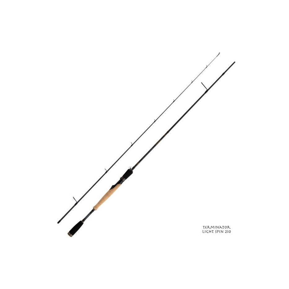 Canne Spinning Fox Rage Terminator Rods Light Spin 210