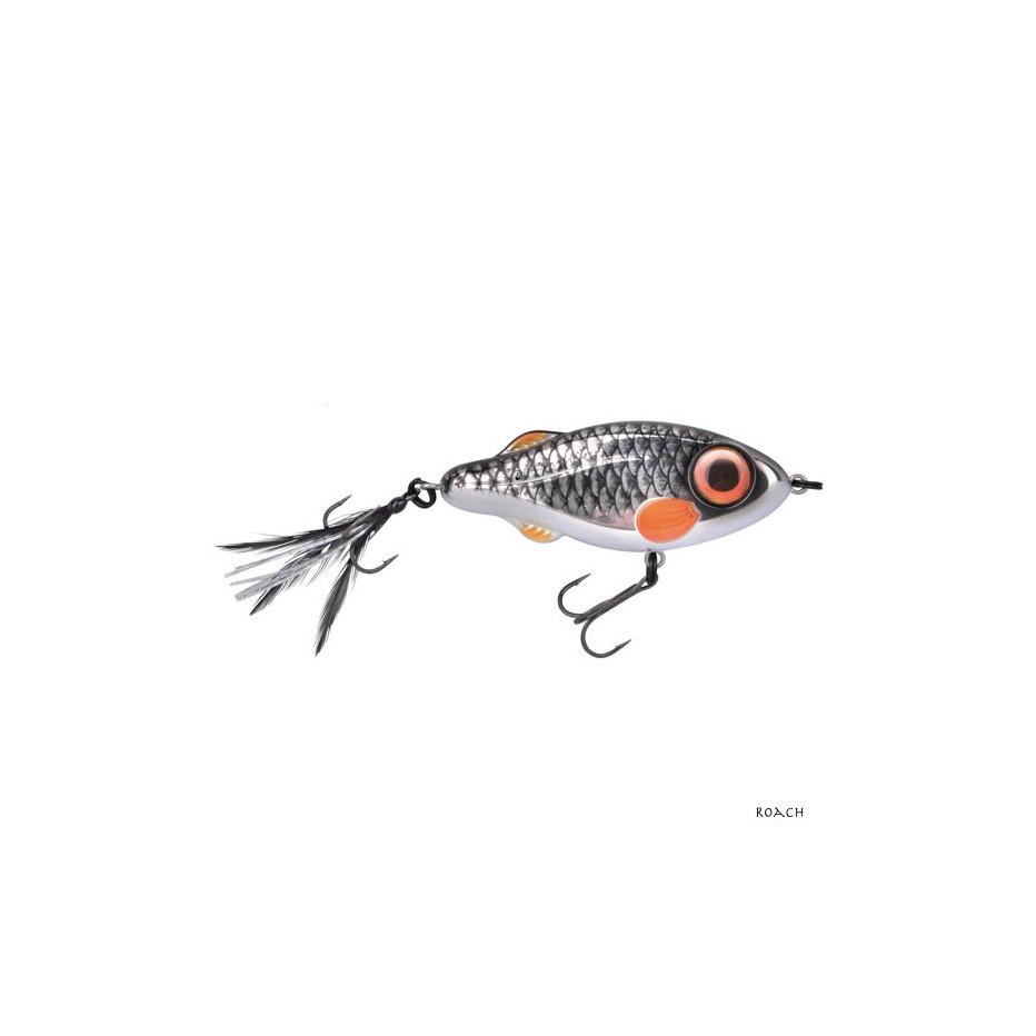 Poisson Nageur Spro Iris Flash Jerk 115