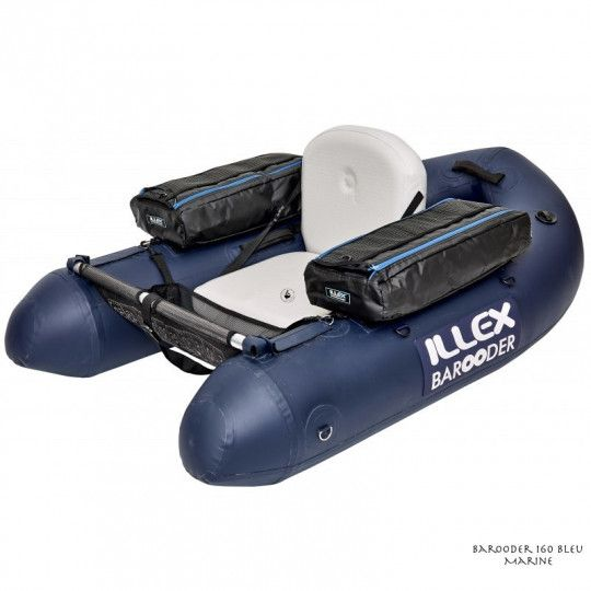 Float Tube Illex Barooder...