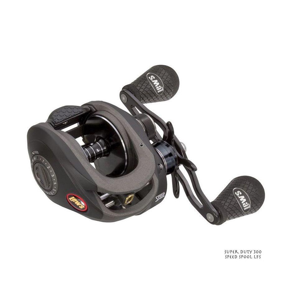 Moulinet Casting Lew's Super Duty 300 Speed Spool LFS