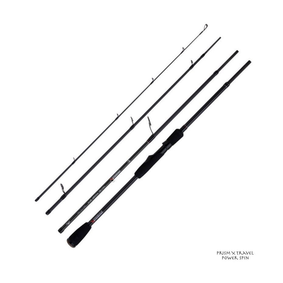 Canne Voyage Fox Rage Prism X Travel Spin Rod