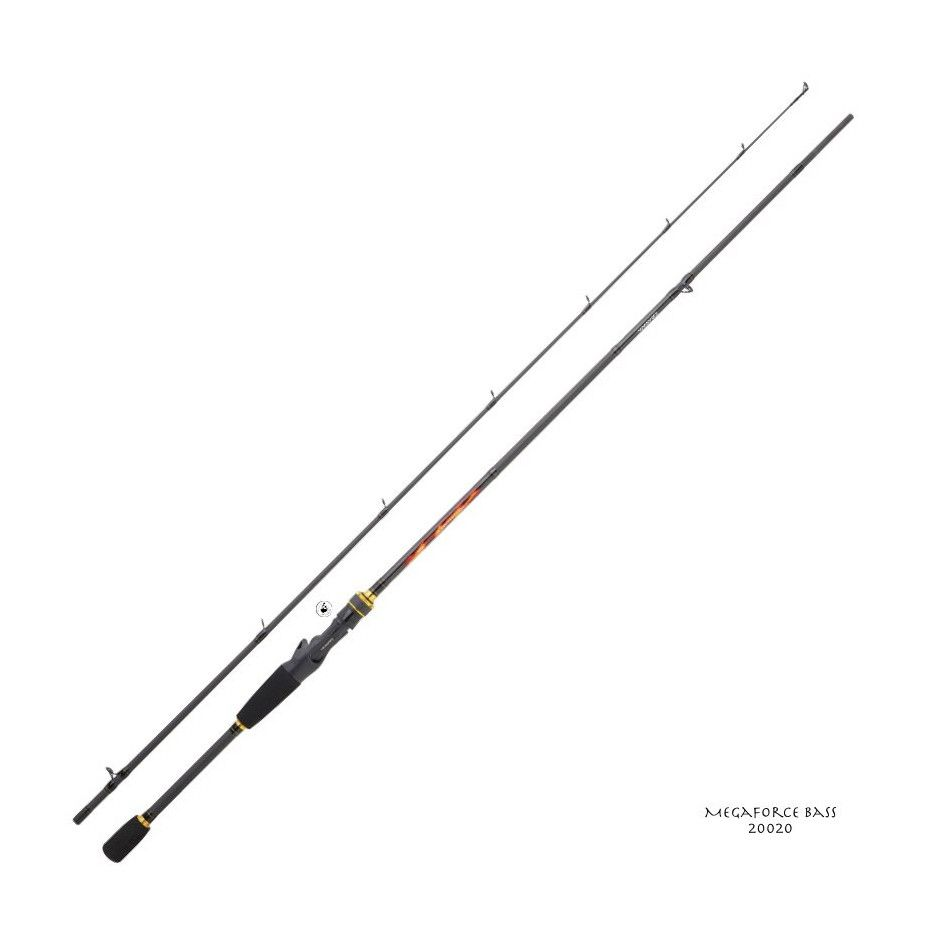 Canne Casting Daiwa Megaforce Bass 2020