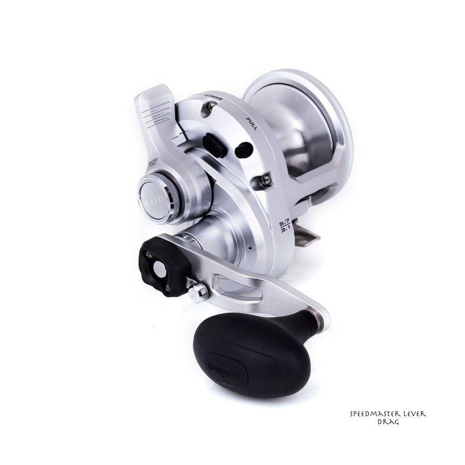 Moulinet Casting Mer Shimano Speedmaster Lever Drag