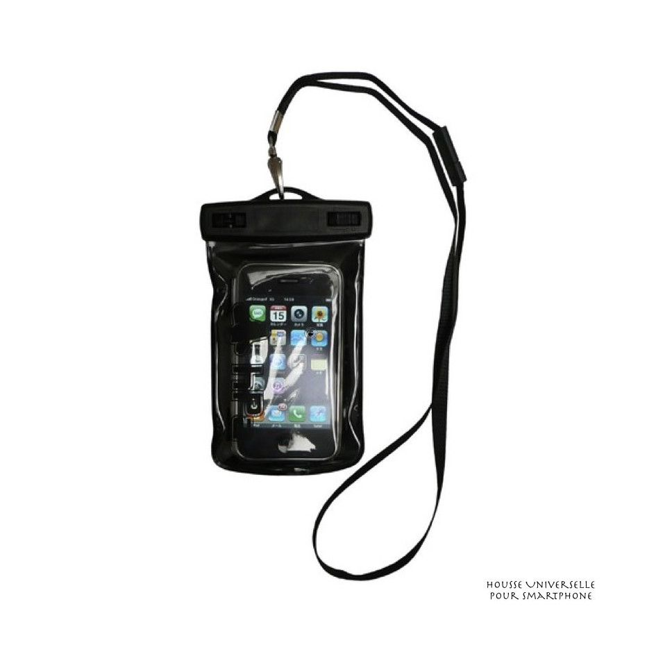 Housse Universelle Pour Smartphone HPA Phonepack