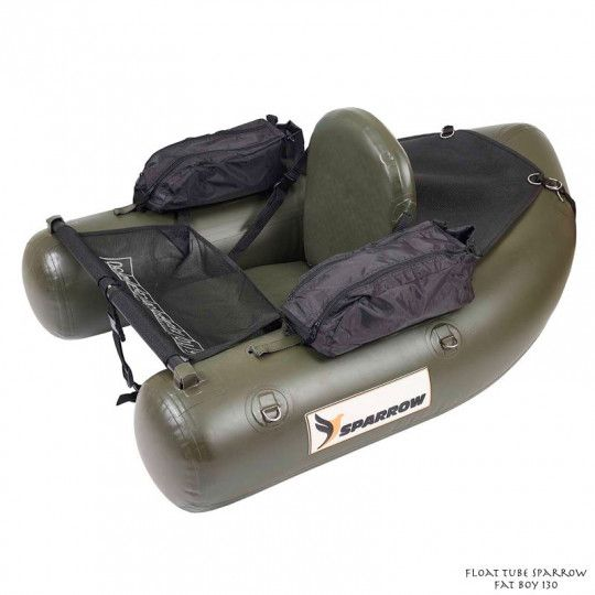 Float Tube Sparrow Fat Boy 130