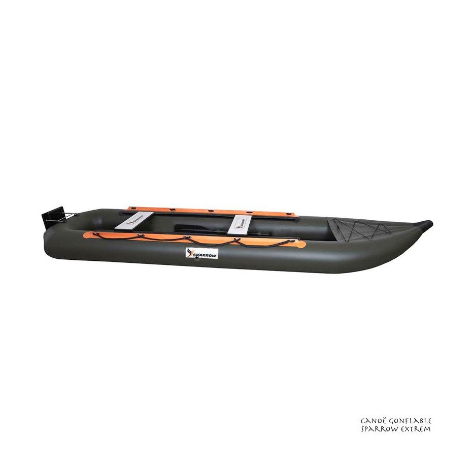 Canoe Gonflable Sparrow Extrem 400