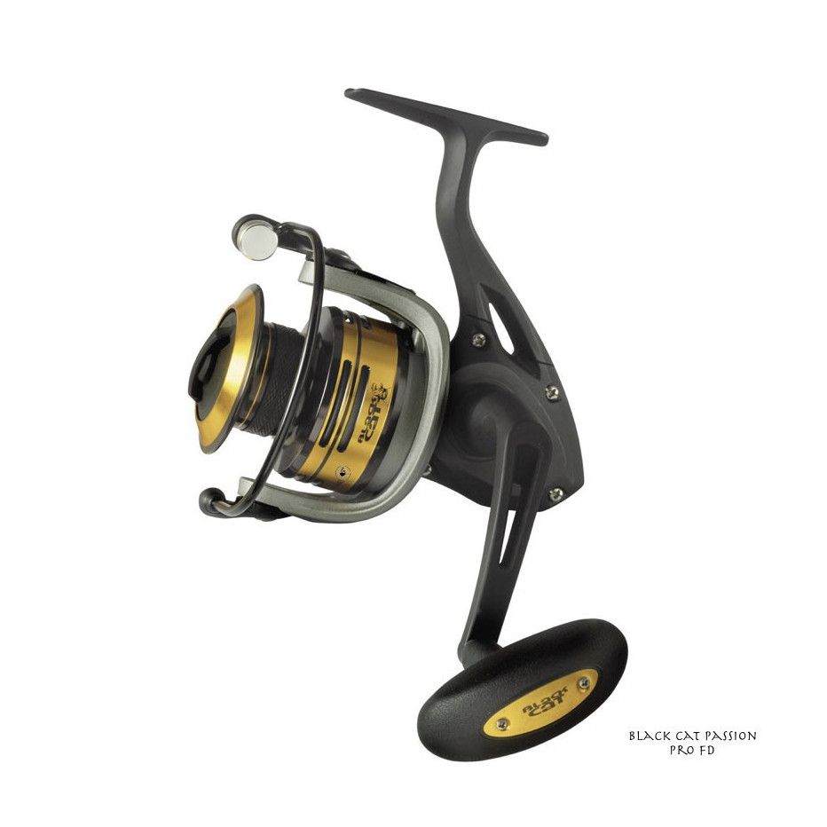 Moulinet Spinning Black Cat Passion Pro FD