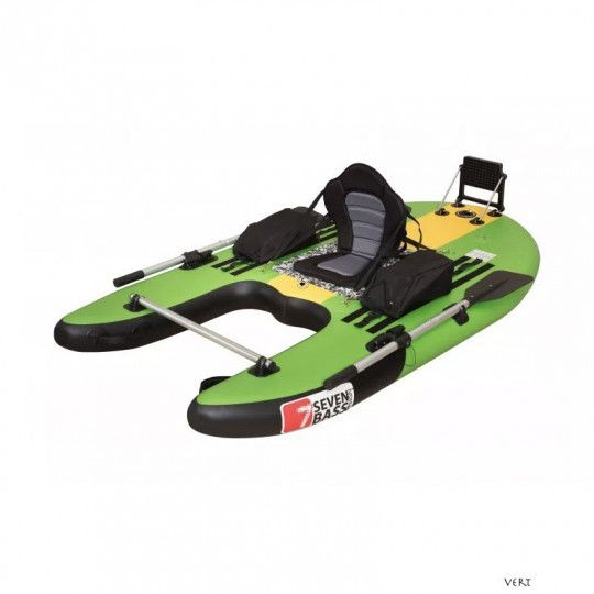 Float Tube Seven Bass...