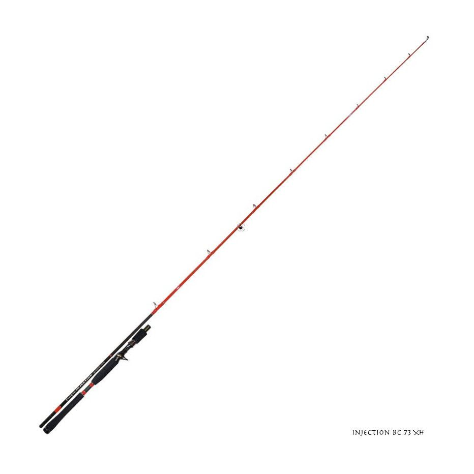 Canne Casting Tenryu Injection BC Big Red 73 XH