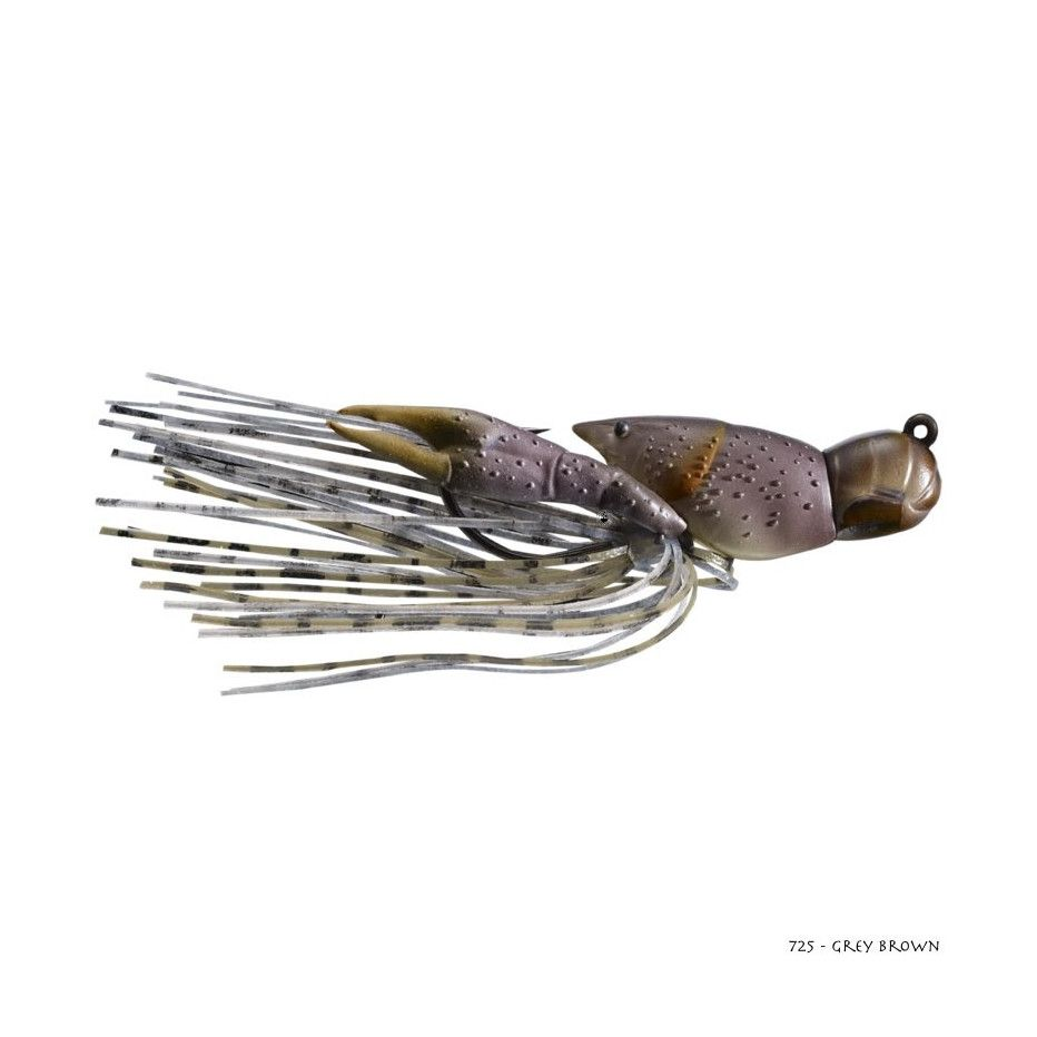 Rubber Jig Live Target Hollow Body Craw 5cm