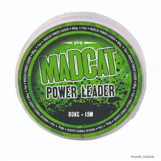Bobine Madcat Power Leader 15m