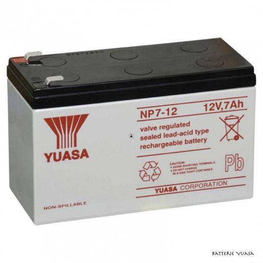 Batterie Yuasa Yucel pour...
