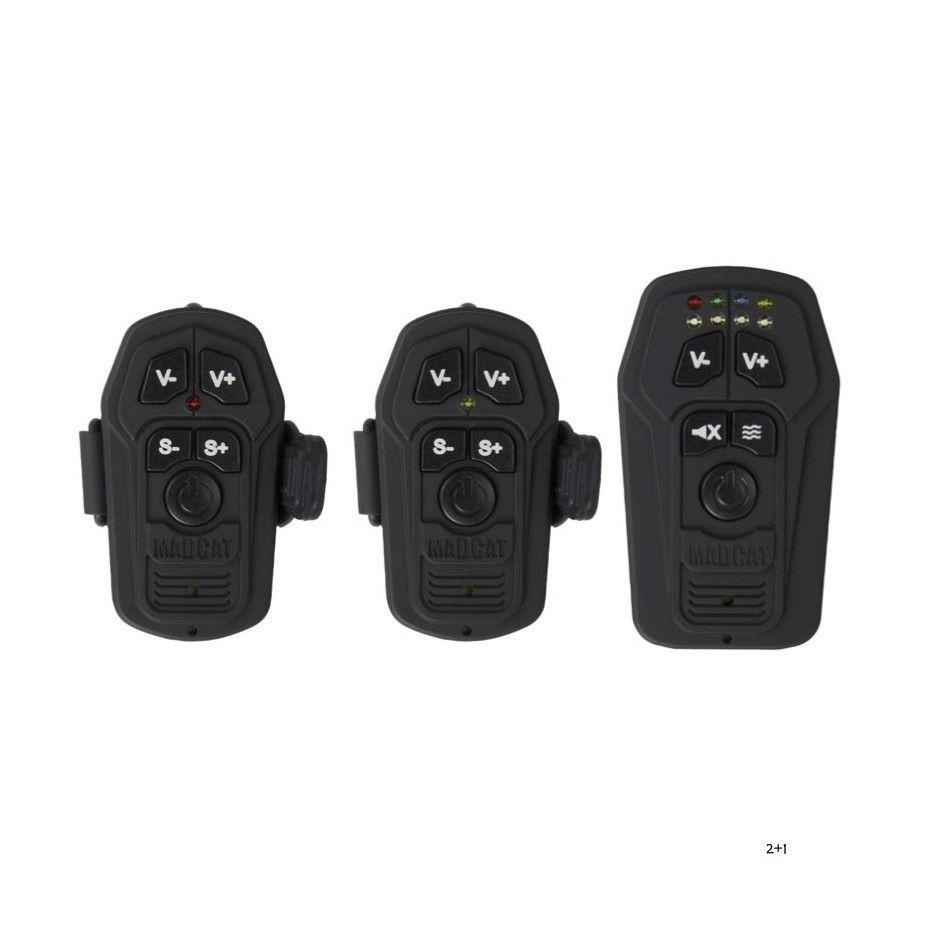 Detecteurs avec Centrale Madcat Smart Alarm Set