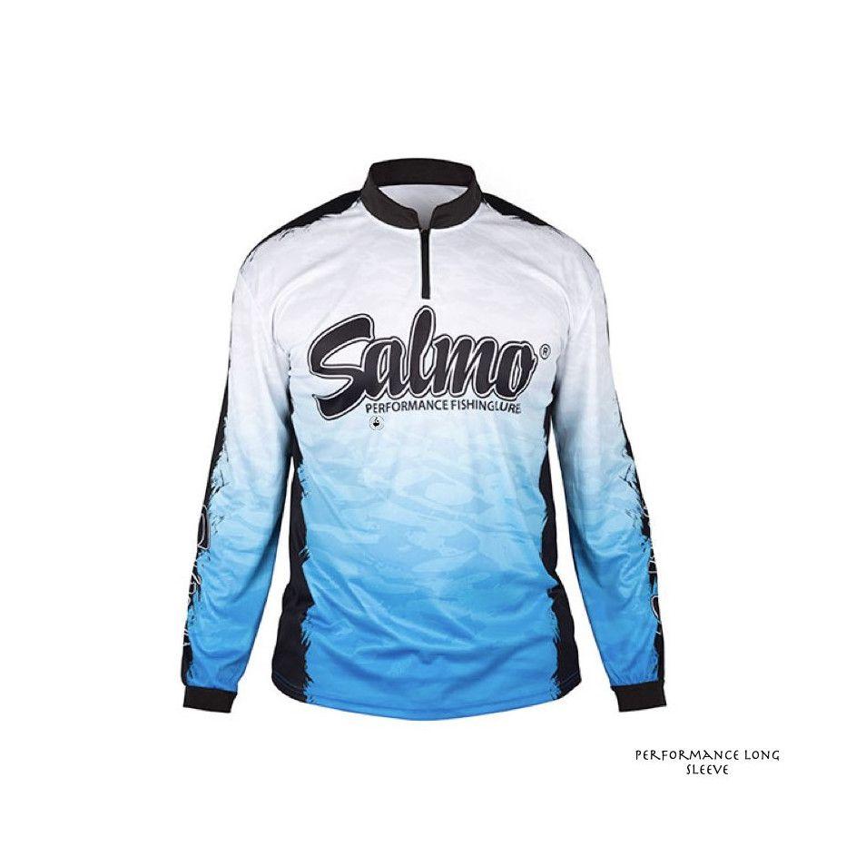 T-Shirt Salmo Performance Long Sleeve