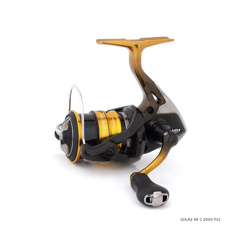 Moulinet Spinning Shimano Soare C 2000 PGS