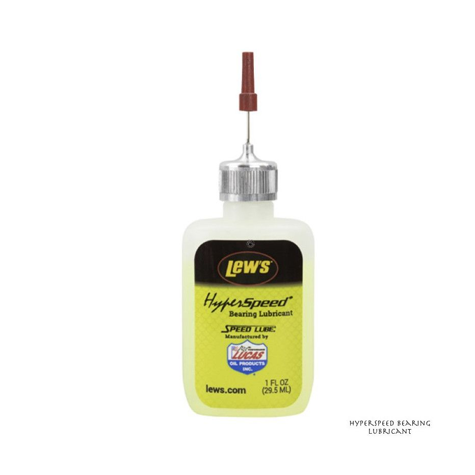 Huile pour Moulinet Lew's Hyperspeed Bearing Lubricant 29,5ml