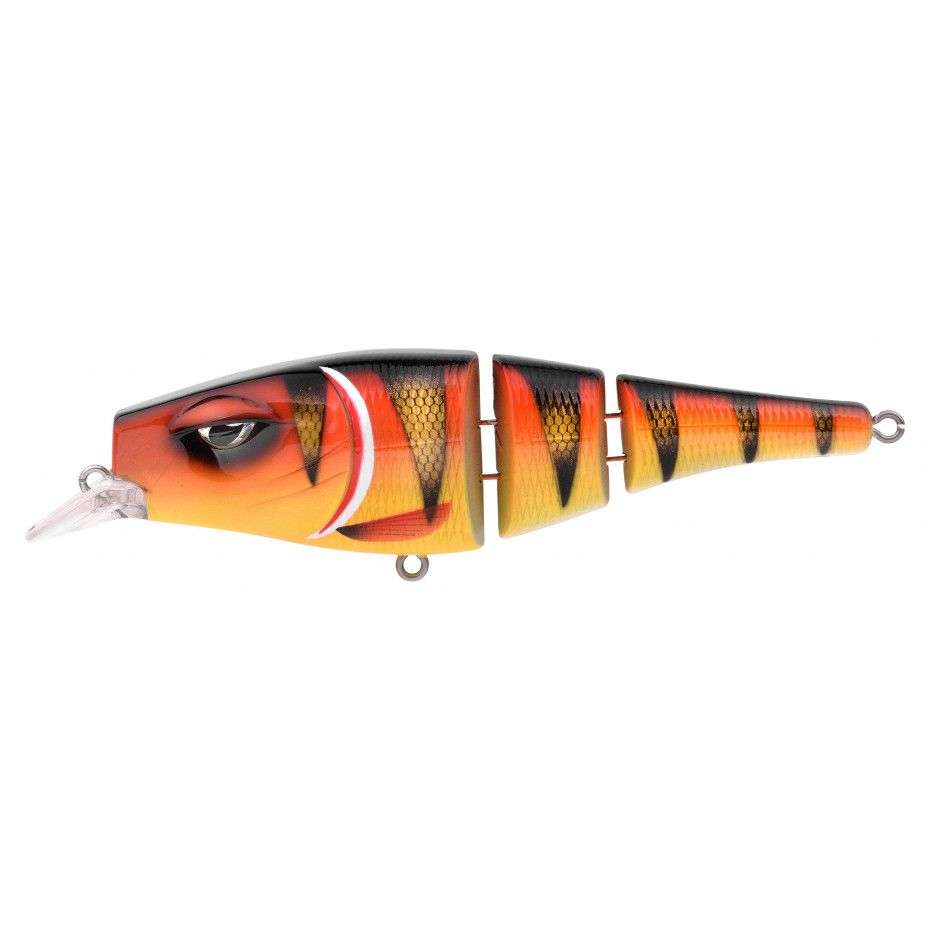 Poisson Nageur Spro Pikefighter Triple Jointed 145